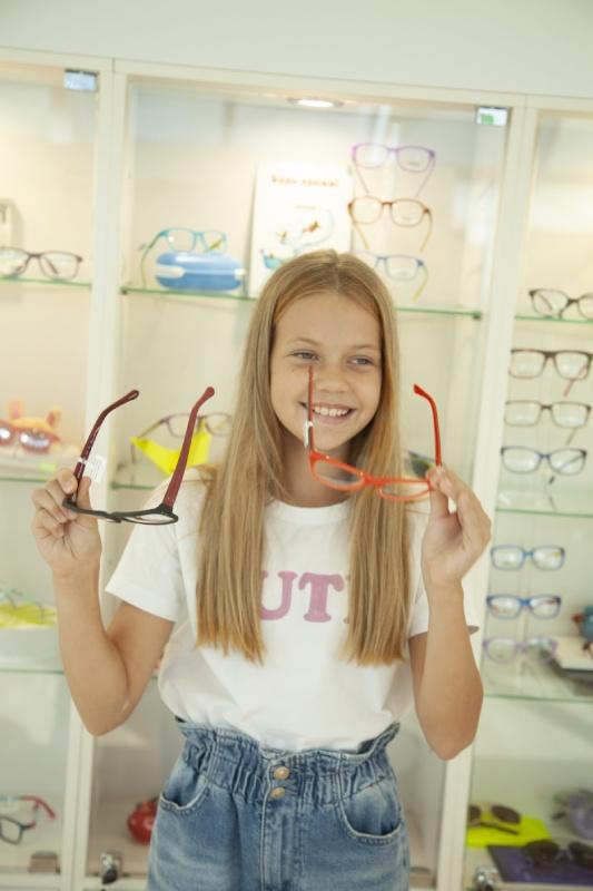 выбрать очки ребенку